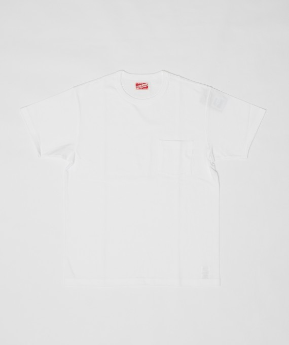 Pocket Tee Mc Coy's White