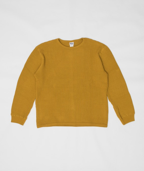 Super Thermal Crew Yellow