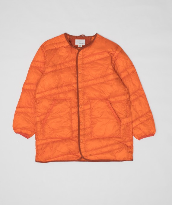 Down Coat Orange nanamica
