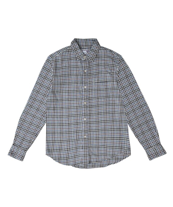 Panama Shirt Gingham