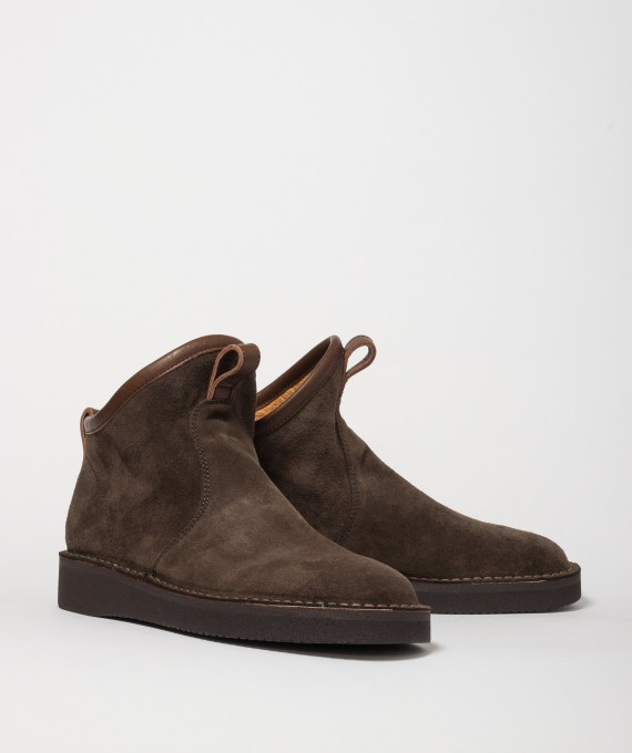 RFW Boots Suede Brown