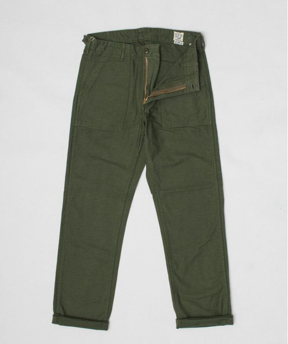 Fatigue pants OG107 slim fit