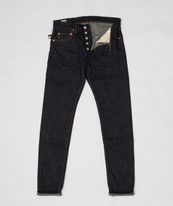 12oz Zimbabwe cotton denim