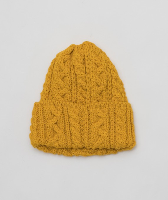 Twisted Hat Yellow