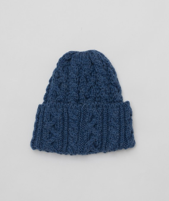 Twisted Hat Indigo