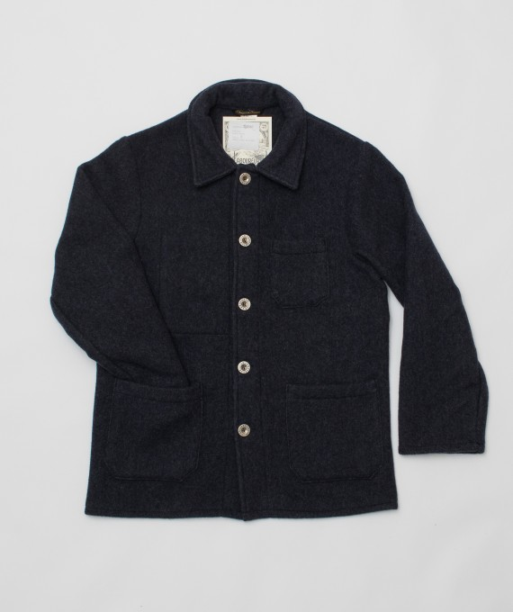 Veston Burel Navy