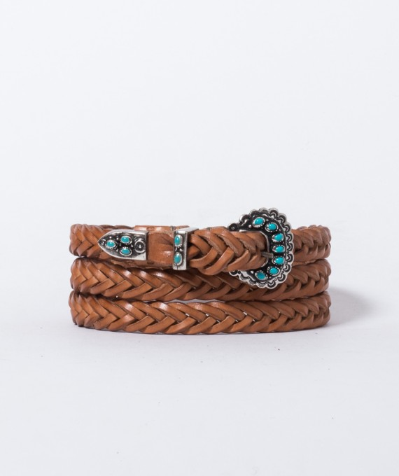 Twisted Natural Belts 01 A