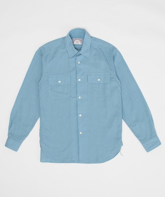 Casual Shirt Indigo