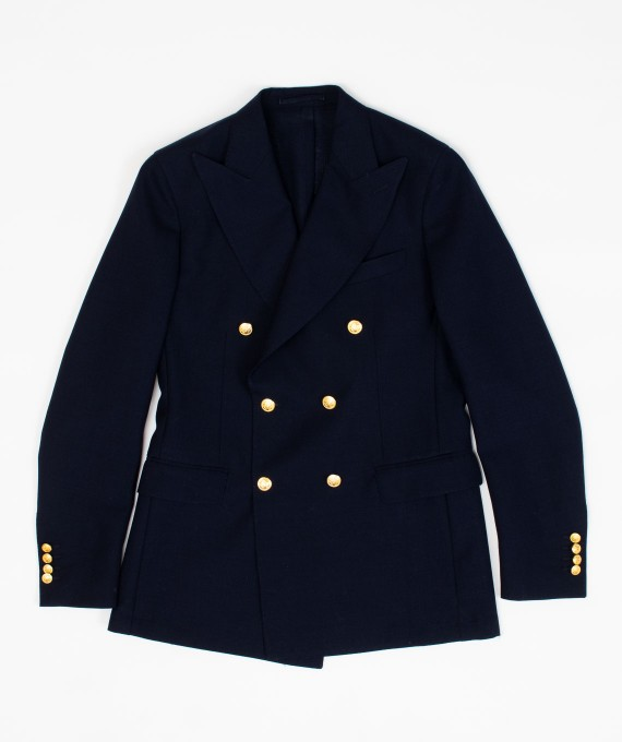 Blazer Fresco Navy