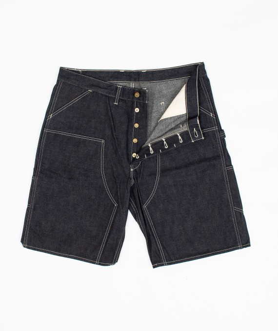Denim Work Short The Real McCoy's
