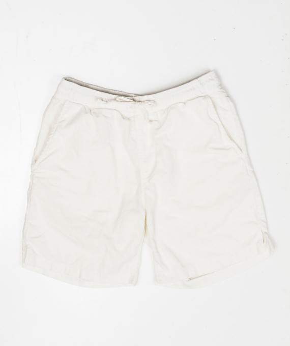 Beach Short White