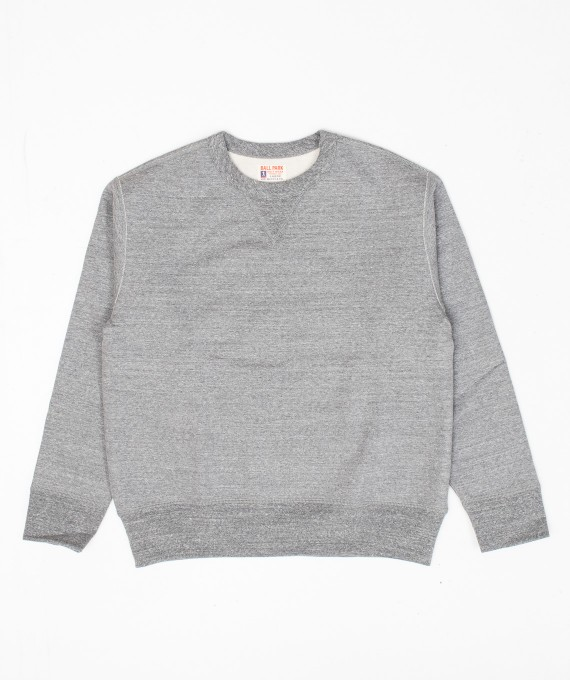 12 oz Crewneck Grey