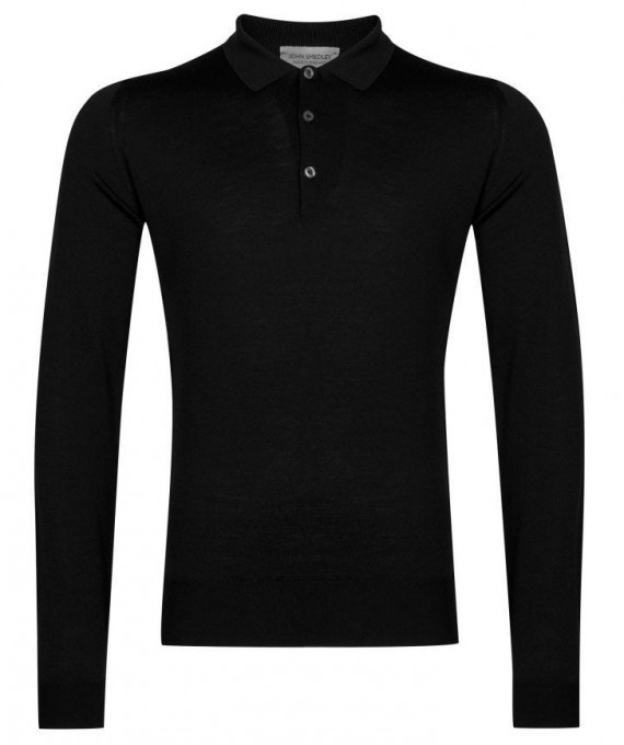 Belper Polo Black