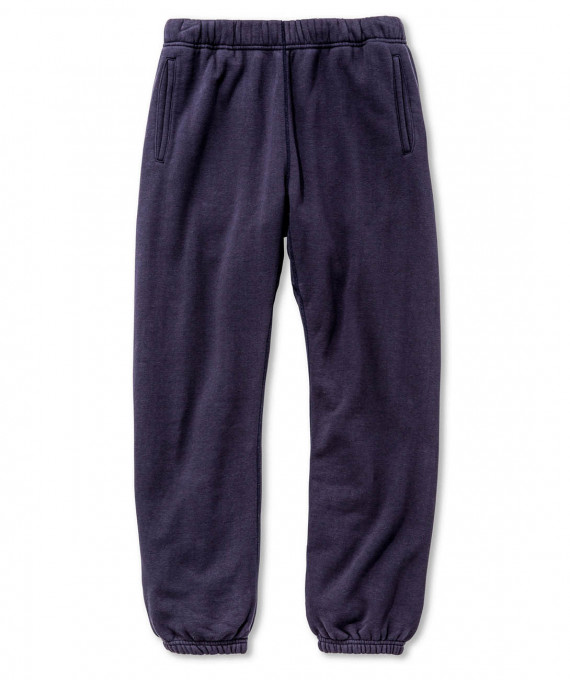 10 oz Loopwheel Sweatpants Navy The Real McCoy's