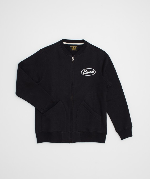 Buco full-zip sweat
