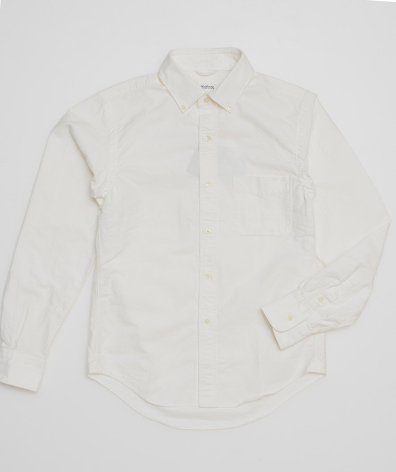 Officer shirt white