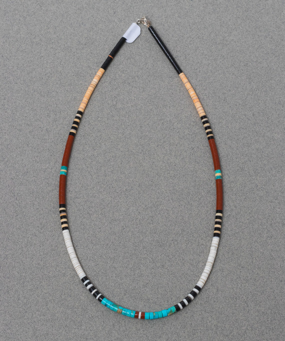 Collier turquoise jc