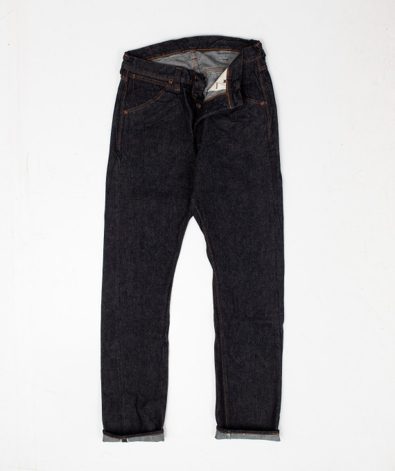 Left Hand Tapered Denim