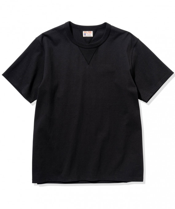 Gusset T-Shirt Black JOE McCOY