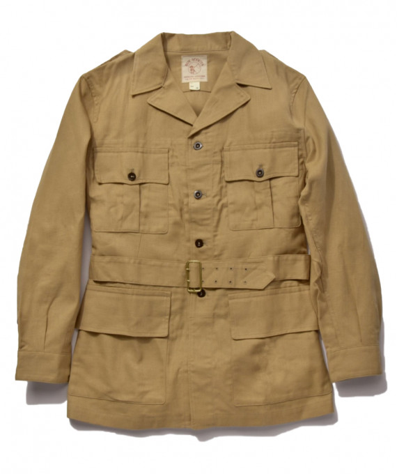 Boy scout Tropical Jacket The Real McCoy's