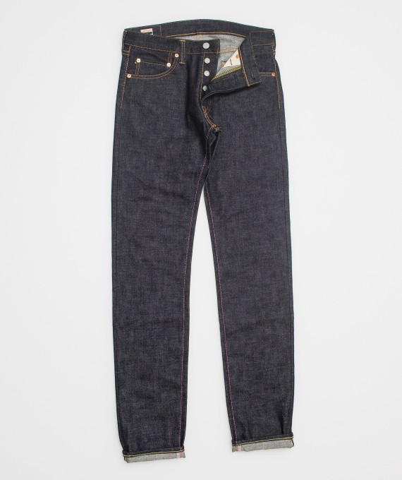 15,7oz Sanforized denim