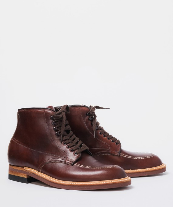 Alden Indy boot brown