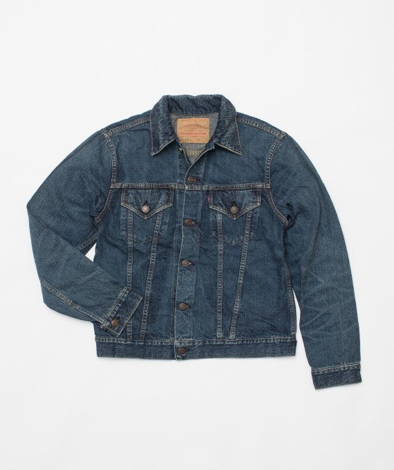 Denim jacket Type 3rd