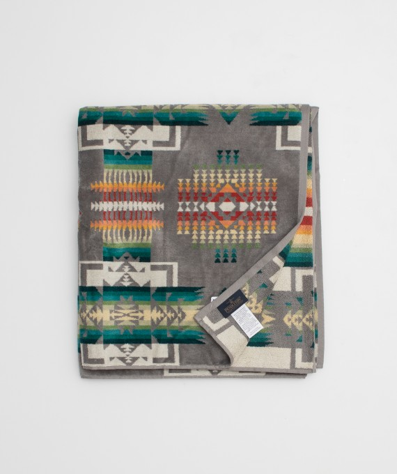 Towel Chief Joseph grey Pendleton